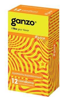 Презервативы Ganzo Juice № 12 - фото 10240