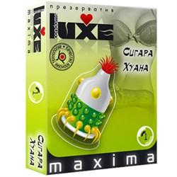 Презервативы Luxe Maxima Сигара Хуана, 1 шт. - фото 11032