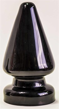 Анальная пробка MAGNUM 4 Huge black 420400ru - фото 11470