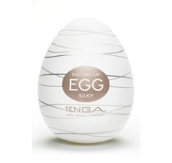 № 6 Стимулятор яйцо Silky - фото 12375
