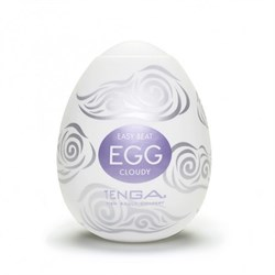 №10 Стимулятор яйцо Cloudy - фото 12379