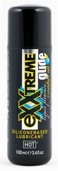 Смазка на силиконовой основе Exxtreme Glide 100мл 44030 - фото 13235