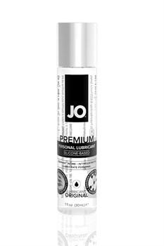 Любрикант на силиконовой основе  JO Premium 30мл - фото 13359