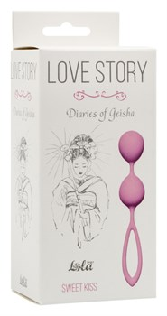Вагинальные шарики Love Story Diaries of a Geisha Sweet Kiss 3005-01Lola - фото 13554
