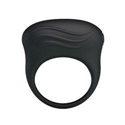 Вибрирующее кольцо Bertram BI-210136PUR - фото 14708