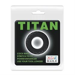 Эрекционное кольцо Titan BI-210146 - фото 14743
