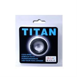 Эрекционное кольцо Titan BI-210144 - фото 14744