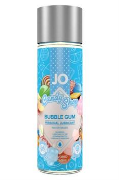 """Вкусовой лубрикант на водной основе Candy Shop """"Бабл Гам"""" (Bubblegum) - 60 мл. - фото 15651"""