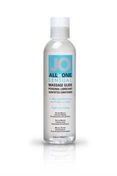 Массажный гель-масло ALL-IN-ONE Massage Oil Sensual нейтральный 120 мл - фото 6899