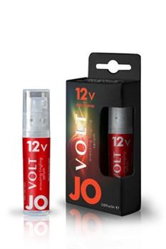 Возбуждающая сыворотка мощного действия JO Volt 12 VOLT Spray, 2 мл - фото 6926