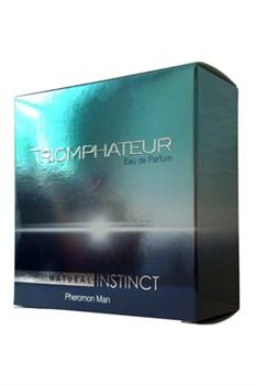 "Natural Instinct Парфюмерная вода мужская ""Triomphateur"" 100 мл. - фото 7051"