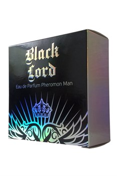"Natural Instinct Парфюмерная вода мужская ""Black Lord"" 100 мл - фото 7053"