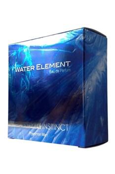 """Natural Instinct Парфюмерная вода мужская """"Water Element"""" 100 мл - фото 7058"""