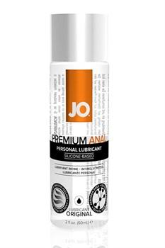 Анальный любрикант на силиконовой основе JO Anal Premium, 2 oz (60мл.) - фото 7096