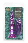Ёлочка Sliders Short фиолетовая